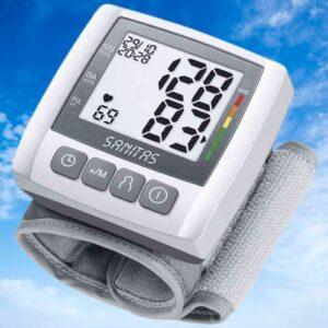 Máy đo huyết áp cổ tay Sanitas SBC 26