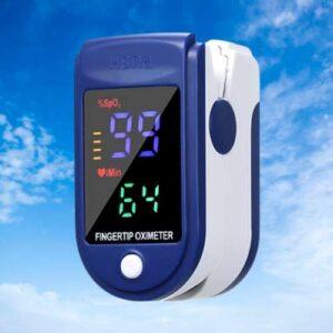 Máy đo nồng độ oxi trong máu Fingertip LK87